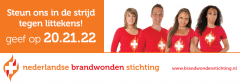Brandwondencollecte