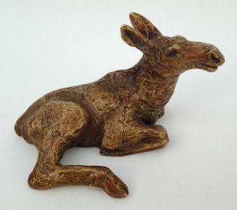 Jonge eland, brons, fiona zondervan
