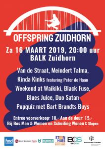 Offspring poster zuidhorn