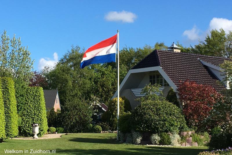 5 mei vlag
