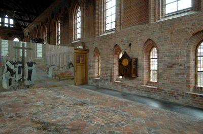 Kloostermuseum aduard ziekenzaal