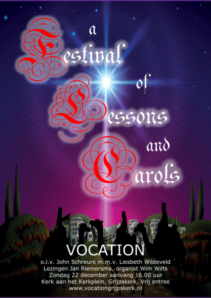 Kerstconcert 2019-vocation
