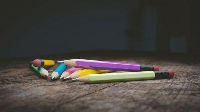 Potloden tekenen
