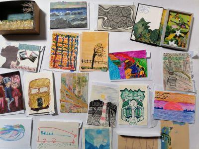 Kunstwerken wierdenland