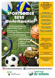 Poster sportzomer 2020 marum 1