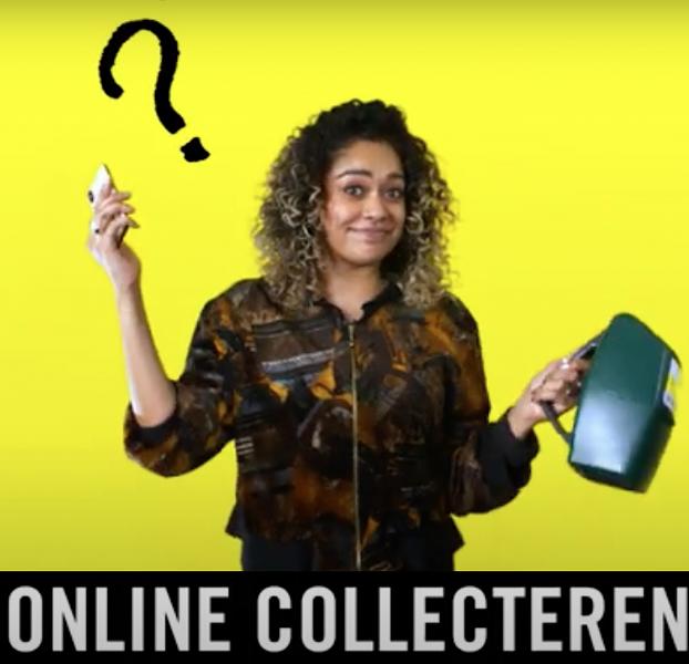 Online collecteren afb. 4