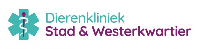 Dierenkliniek stad en westerkwartier logo