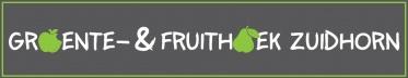 Groente en fruithoek logo