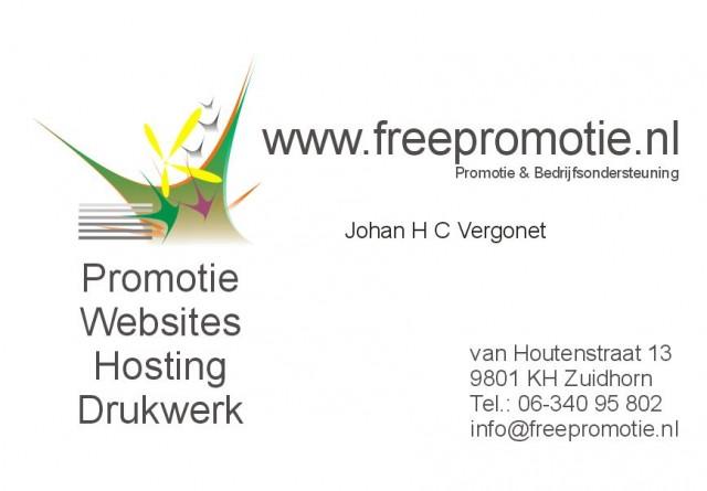 Freepromotie
