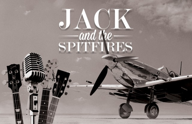 Jack and the spitfires