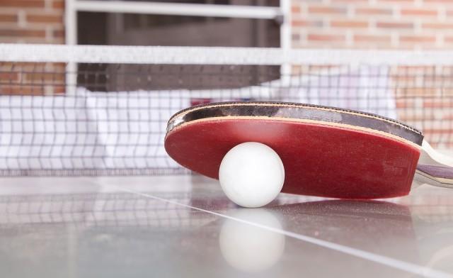 Tafel-tennis