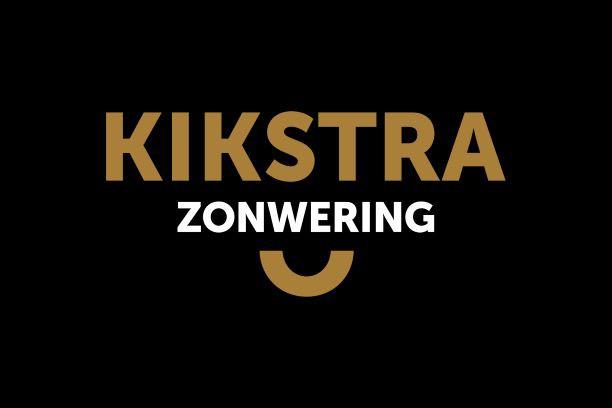 Kikstra - logo zonwering klein