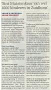 Pers 2013 sintmaarten dagblad