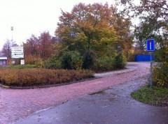 Parkeerplaats zuidhorn sporthal
