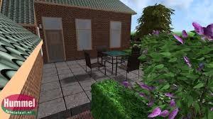 Je tuin in 3d laten ontwerpen bij hummeltuintotaal for Programma tuin ontwerpen 3d