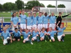 De borgh schoolvoetbal 2014