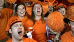 Oranje gekte