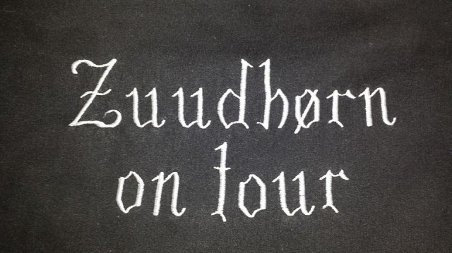Zuudhorn on tour