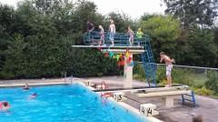 Zwembad elektra