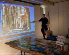 Eerste Prijs Nieske Brouwer Vakantiefotowedstrijd uitreiking 2014 ajz