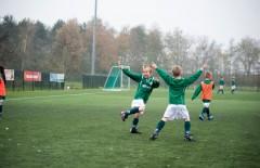 Voetbal pupillen toernooi