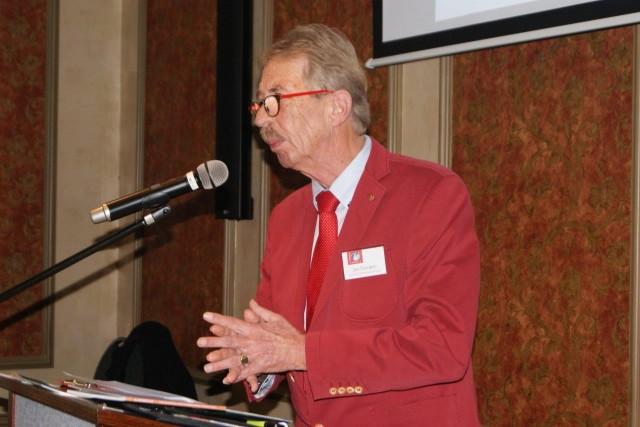 Jan Oomkes, voorzitter van de Ondernemersvereniging