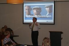 Directeur Harm Post  van Groningen Seaports