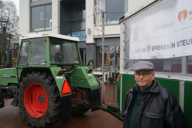 Voedselbank on tour in zuidhorn (2)