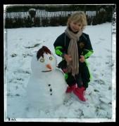 Sneeuwpop- emma dijksterhuis