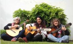 Trio trobairitz