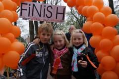 Oranjemarkt zuidhorn 2010 finish