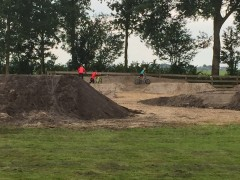 Fietscrossbaan