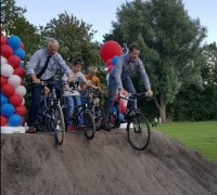 Opening fietscrossbaan2