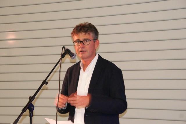 Architect Klaas Paul de Boer van team4