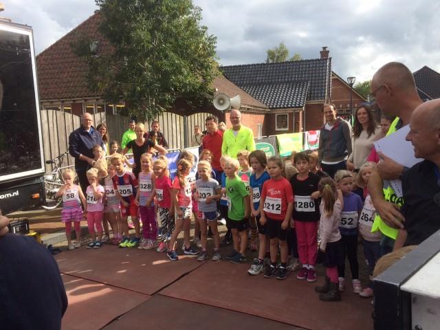 Start kinderloop 2015 4 5 6jaar