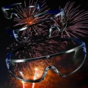 Vuurwerkbrillen