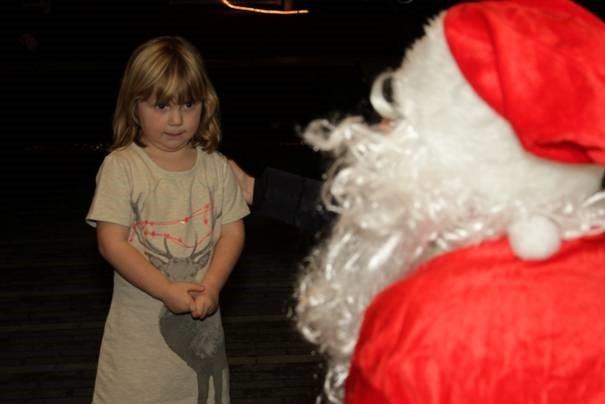 Kerst de borgh