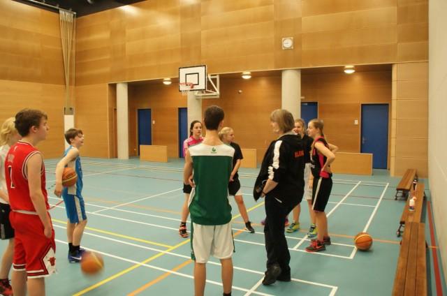 Sporthal bredeschool