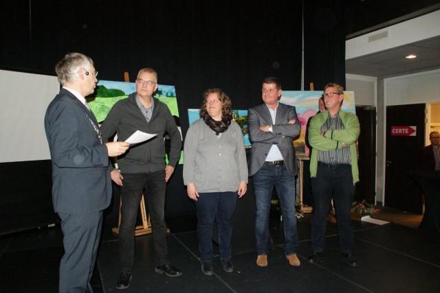Leefbaarheidsprijs 4 mei comité Aduard