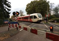 Trein-overgang