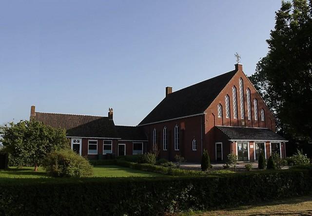 Geref-kerk-niezijl