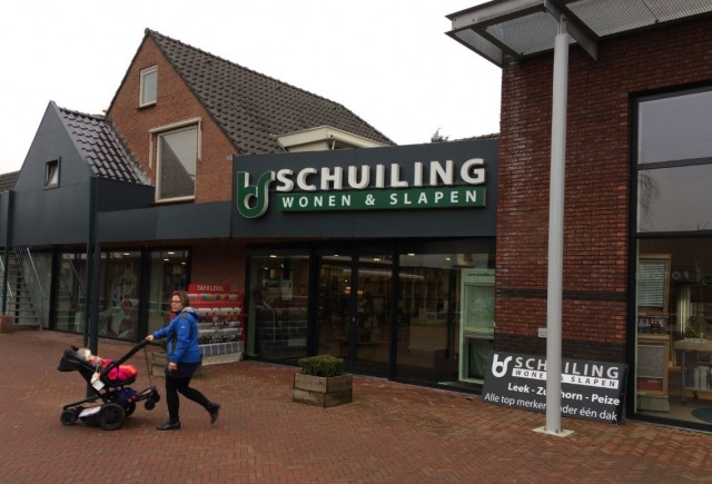 Schuiling-belevingswinkel