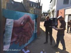 Muurschildering-rodepleinpassage  (2)