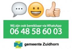Gemeente-whatsapp