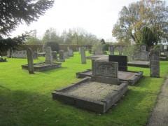 Begraafplaats noordhorn