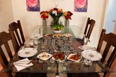 Syrian food van mustafa taleb