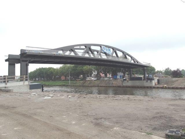 Tafelbrug Zuidhorn valt in de prijzen
