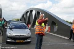 Opening hefbrug zuidhorn (16)
