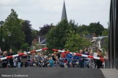 Opening hefbrug zuidhorn (8)