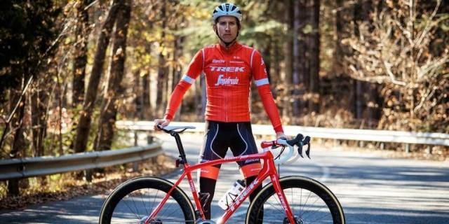 Bauke heeft ideale voorbereiding voor de Giro